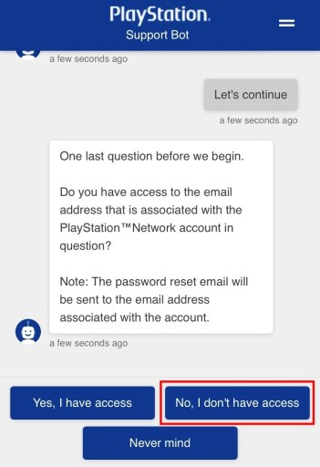 How to recover your PSN account without email or password