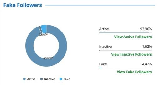 Jorgensen's follower audit