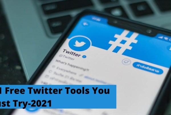 101 free Twitter tools blog banner