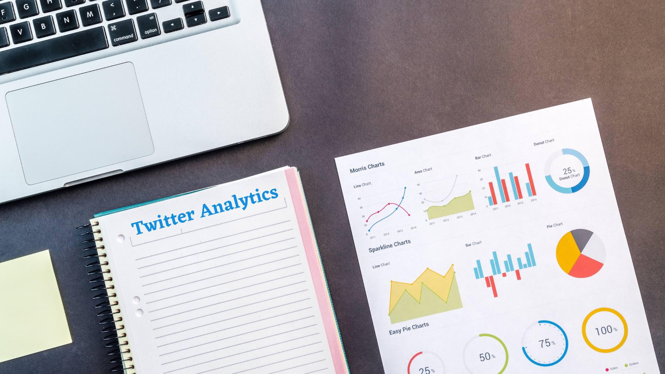 Twitter Analytics blog banner