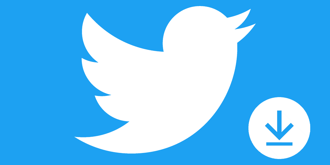 download tweets from user