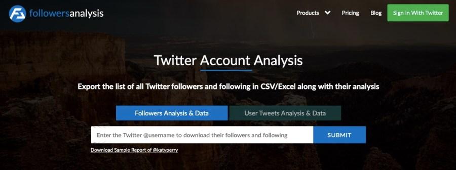 Twitter analytics tool to help get more retweets