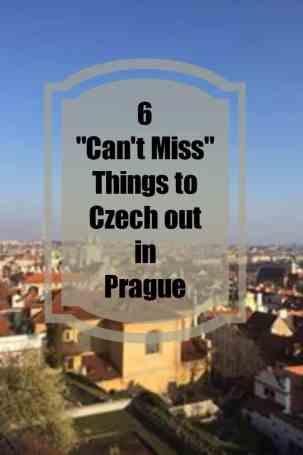 Prague Pinterest