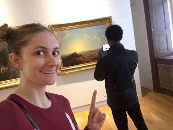 Prague art museum