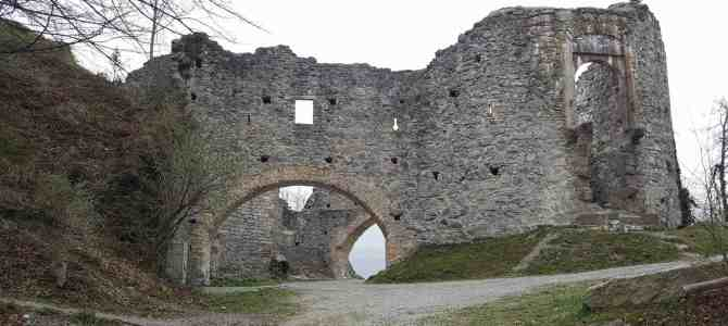 Things To Do In Innsbruck: How To Find Hidden Castle Ruins