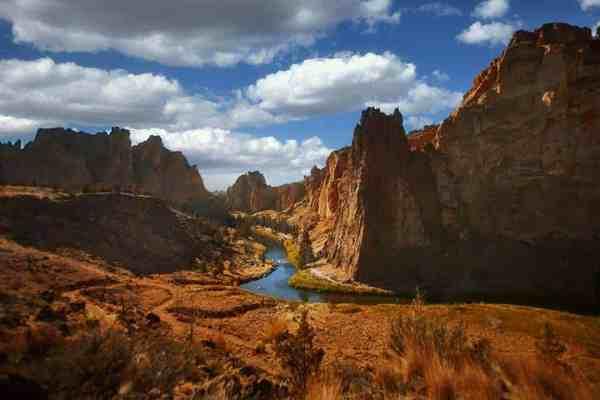 5 crazy-cool oregon landscapes