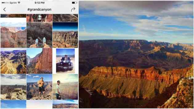 photos from the grand canyon and other locations in nature featured on Followmeaway.com