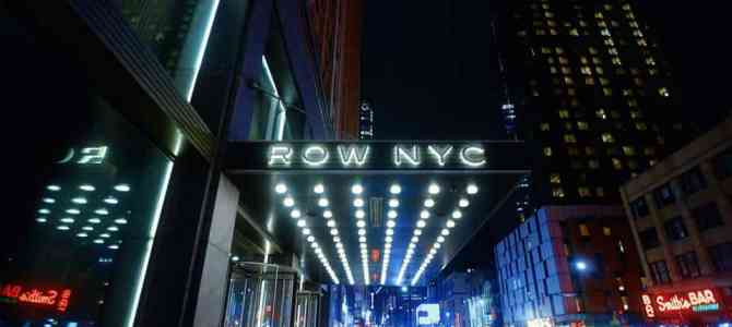 10 Reasons Why Row NYC Is The Best Hotel Near Times Square