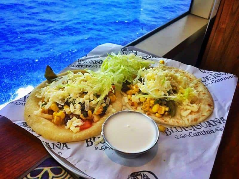 7 mouthwatering foods to try on the carnival sunshine menu