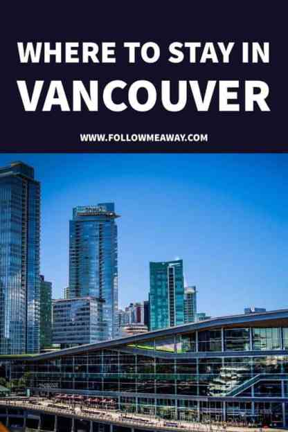 Where To Stay In Vancouver: Fairmont Waterfront Vancouver | Best Hotels In Vancouver | Where To Stay In Vancouver | Vancouver Hotels | What To Do In Vancouver | Things To Do In Vancouver
