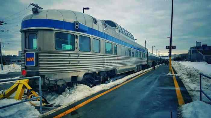 Map Of Canada Via Rail.15 Things To Know Before Taking The Train Across Canada Follow Me Away