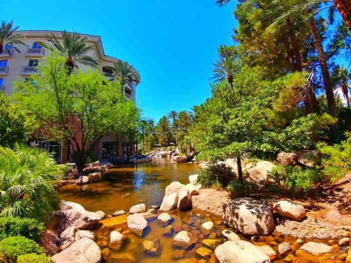 JW Marriott Las Vegas | Where To Stay In Las Vegas | Luxury Hotel In Las Vegas