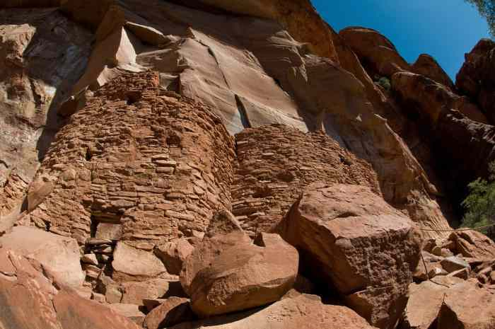 Palatki Ruins are a great cultural stop on your Arizona road trip itinerary