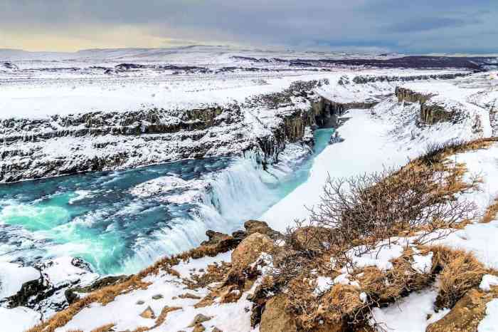 5 Things To Know About Gullfoss Waterfall Iceland