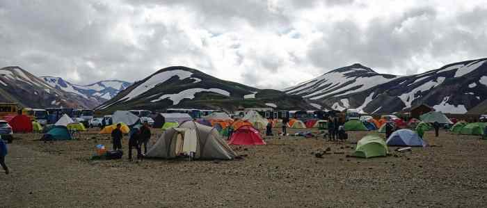 campsites in iceland, where to camp in iceland, campgrounds in iceland