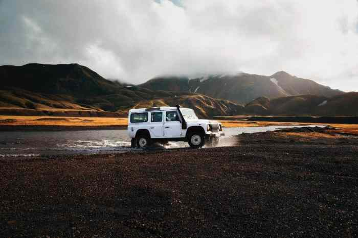 5 things to know about camping in iceland
