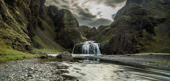 camping in iceland locations