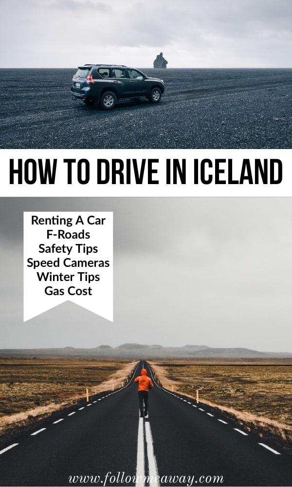 How to drive in Iceland | renting a car in Iceland | safety in Iceland | iceland travel tips | travel tips in Iceland | roads in Iceland | driving in Iceland | planning a trip to Iceland #iceland