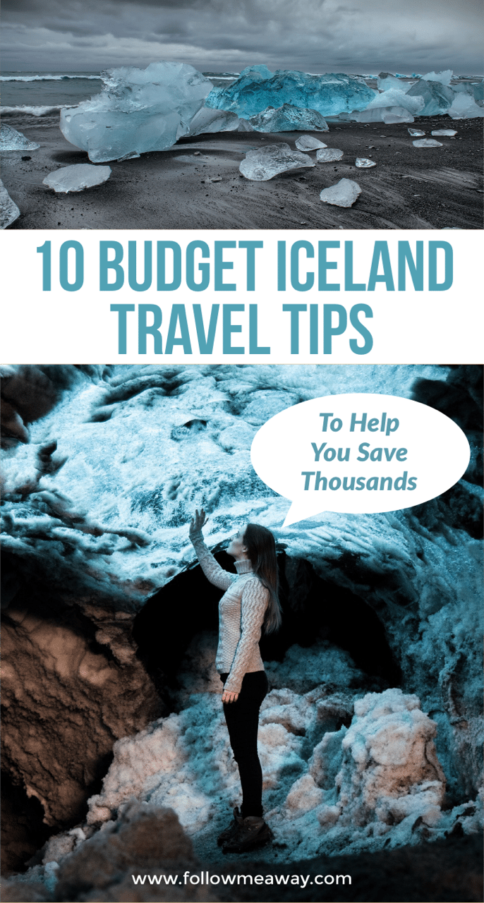 10 Budget Iceland Travel Tips To Help You Save Hundreds | iceland on a budget | budget iceland travel tips | how to travel to iceland on a budget | budget iceland tips | how to save money in iceland | iceland tips and tricks #budget #iceland #icelandtravel #icelandic #glacier #traveltips #budgettravel #camping #hostel #airbnb #moneysaving