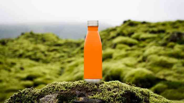 budget iceland travel tip bring your own water bottle