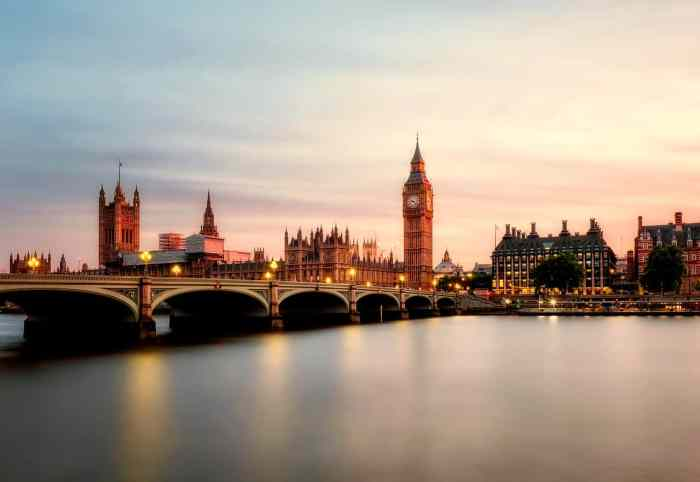 The Perfect 4 day London itinerary for first time visitors