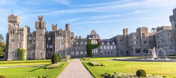 10 Best Castle Hotels In Ireland Out Of A Fairytale