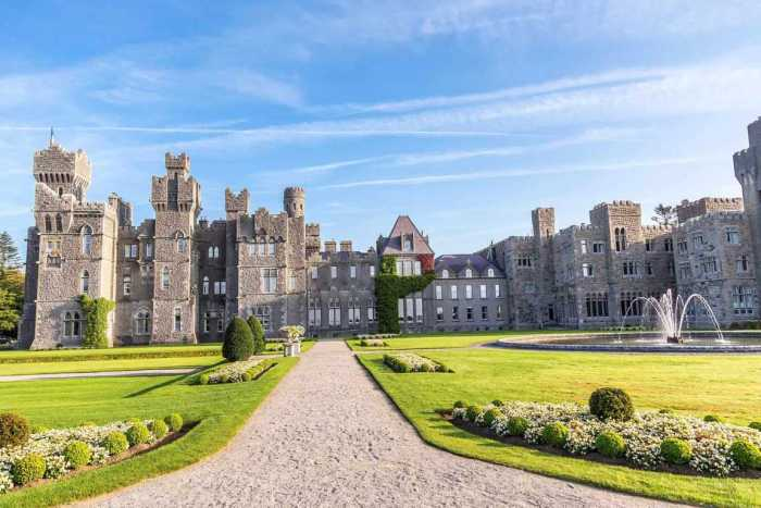 10 Best Castle Hotels In Ireland under $200 Per night