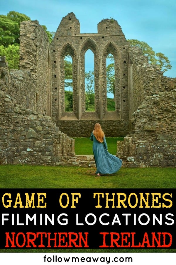 "5 Day ""Game Of Thrones Locations"" Ireland Itinerary 