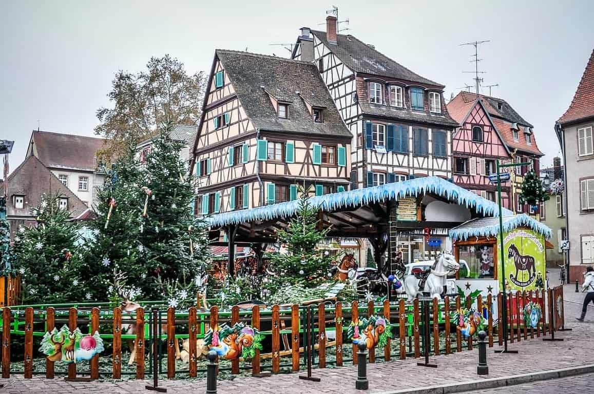 Colmar Christmas Market.10 Magical Christmas Markets In France You Must See In 2019