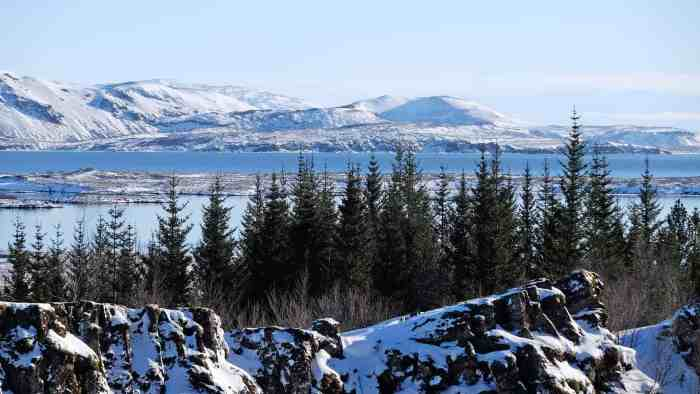 things to do in iceland in winter Thingvellir