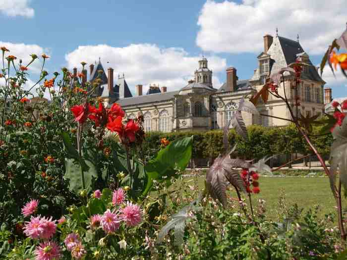 Fountainbleu is one of the best Paris day trips