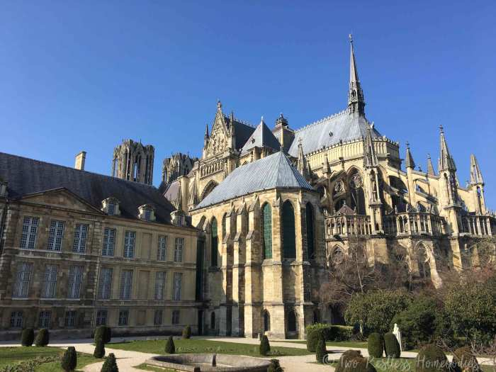 Reims Cathedral is one of the best things to see on a Paris day trip
