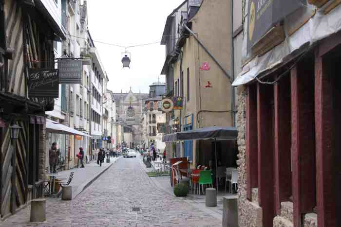 Rennes is one of the best day trips from Paris