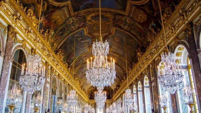 Versailles is one of the most popular Paris day trips