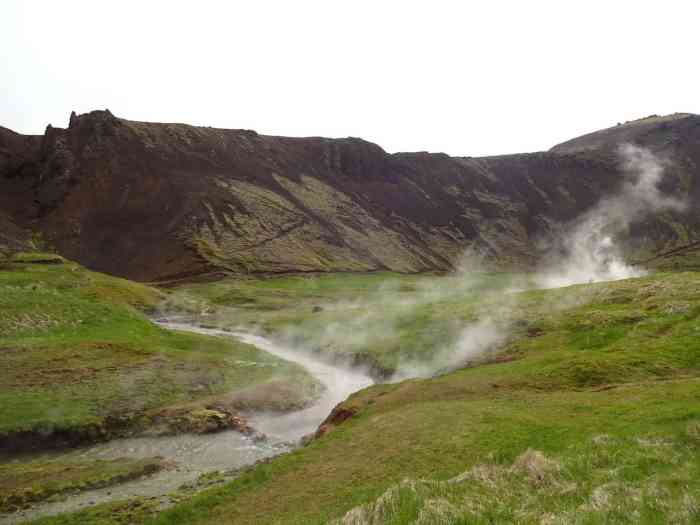 Geothermal Hot Springs In Iceland That Will Blow Your Mind