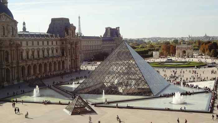 Visit the louvre for one of the best things to do in paris