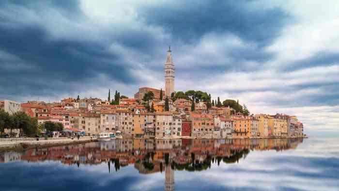 Istria Croatia in Europe
