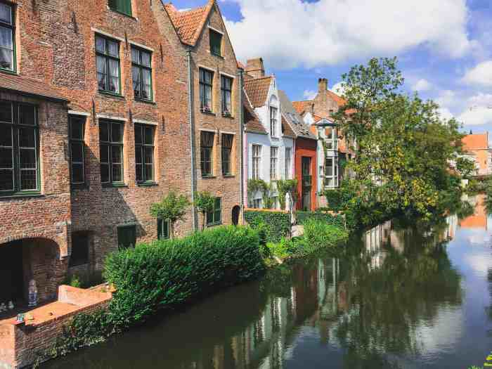 brugge belgium The Most Romantic Cities In Europe Every Couple Should Visit