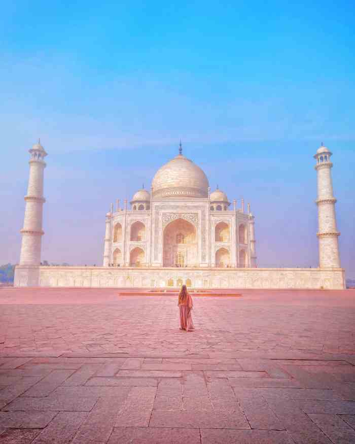 What To Wear In India: India Packing List For Women | Taj Mahal India