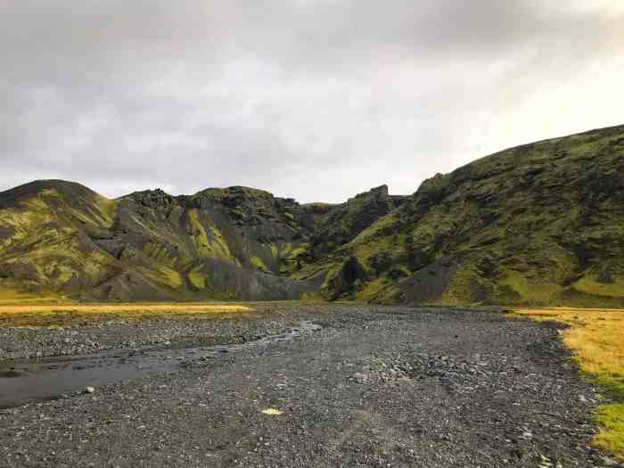 5 Things To Know Before Visiting Thorsmork Iceland | Entrance to Iceland's Thorsmork