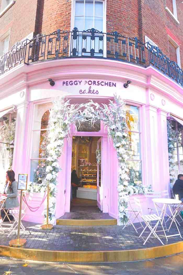 Peggy Porschen Cakes London