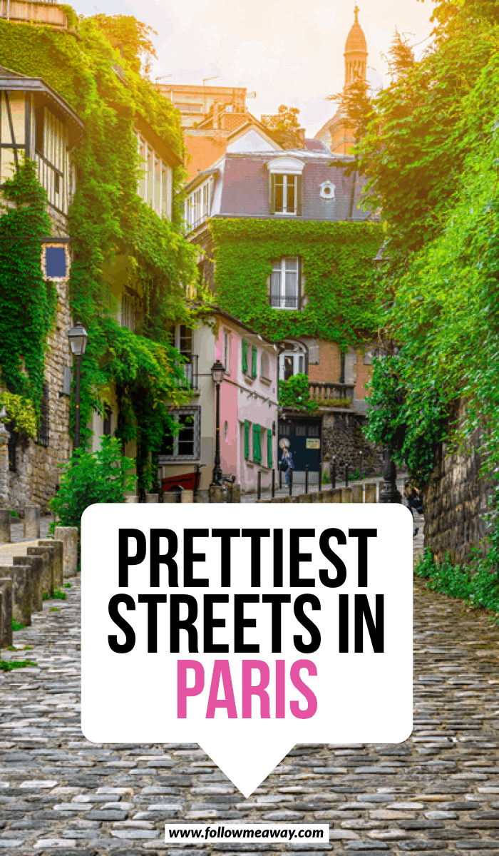 10 Prettiest Streets In Paris You Must See