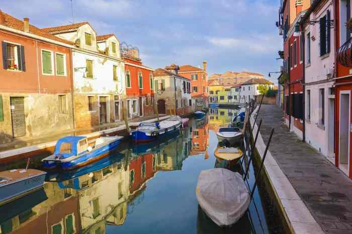 The Italian Island of Murano Is Known For Its Glass Blowing
