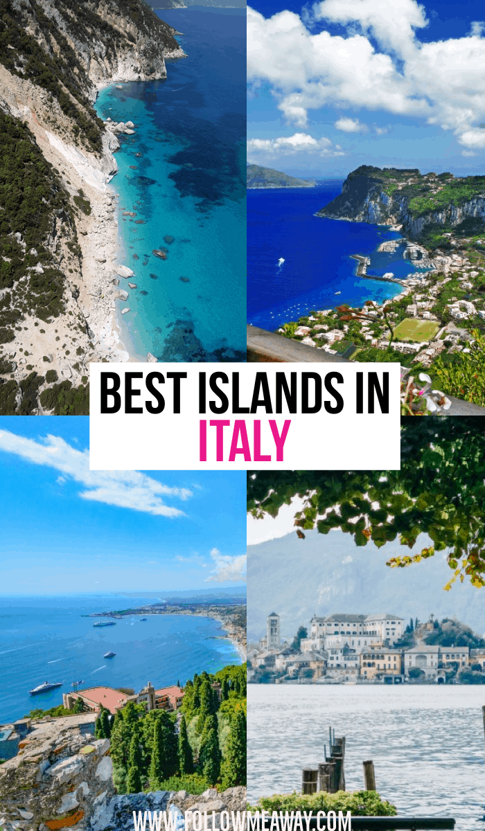 Map Of Italy And Islands.17 Of The Prettiest Italian Islands You Must Visit Location Map