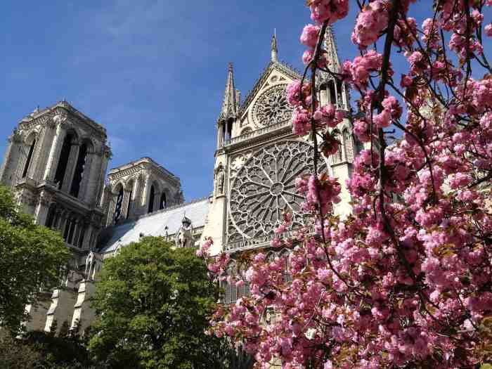 The Ultimate Guide To Visiting Paris In The Spring