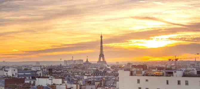 10 Best Locations To See A Paris Sunset + Map To Find Them