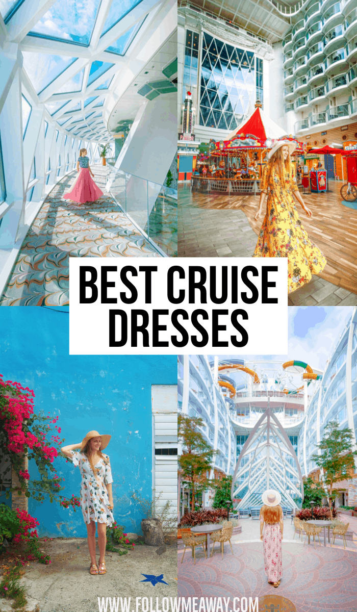 Best Cruise Dresses To Pack For Your Caribbean Cruise   packing for your cruise   cruise ship packing tips   tips for packing for a cruise   what to wear on a cruise   cruise outfits for women   outfits for a cruise