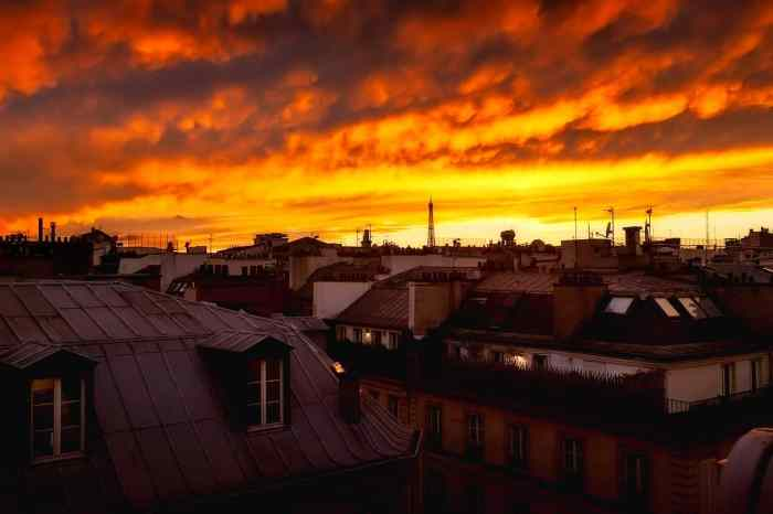 Best Locations To Watch A Paris Sunset