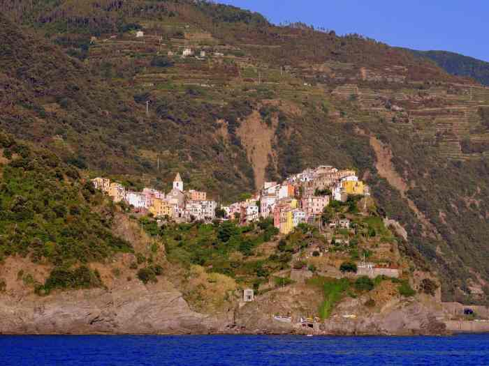 Where to stay in Corniglia Cinque Terre Italy during your Italy itinerary