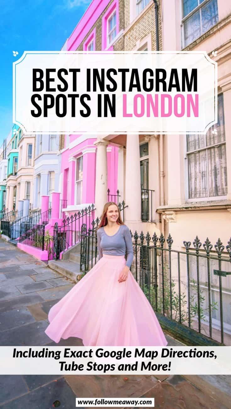 Best instagram photo spots london